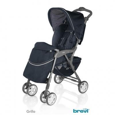 Xe đẩy em bé Brev BRE711-087