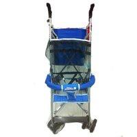 Xe đẩy em bé kiểu lưới Intex 301C