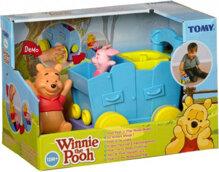 Xe đẩy gấu & heo Pooh Buddy Buggy Pooh Tomy 71874