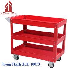 Xe đẩy hàng công cụ Phong Thạnh XCD100T3