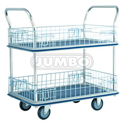 Xe đẩy hàng Jumbo HL 120S - Tải trọng 150kg