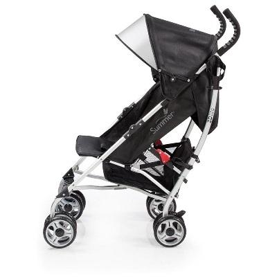 Xe đẩy siêu nhẹ Summer Infant SM21310 ghi đen