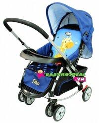 Xe đẩy trẻ em 2 chiều Baby 2008