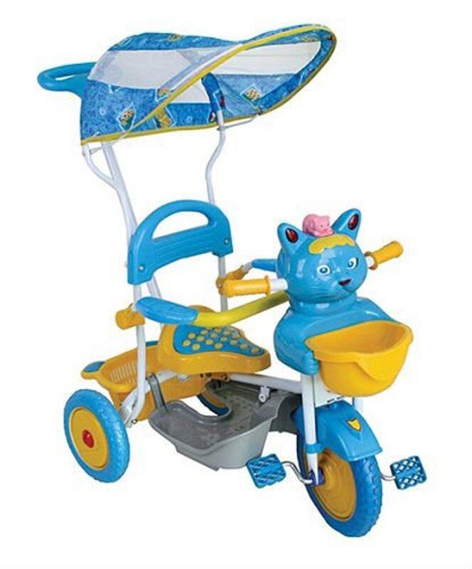 Xe đẩy trẻ em 3 bánh 626A