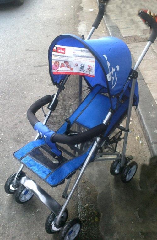 Xe đẩy trẻ em 3 tư thế 9106