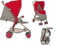 Xe đẩy trẻ em Brevi Boomerang BRE715 - màu 260/ 398/ 233