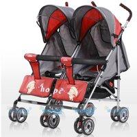 Xe đẩy trẻ em đôi Hope HP-306S