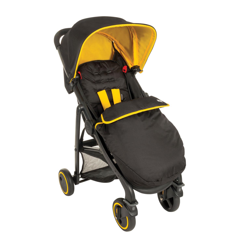 Xe Đẩy Trẻ Em Graco Blox Black Yellow 1953247