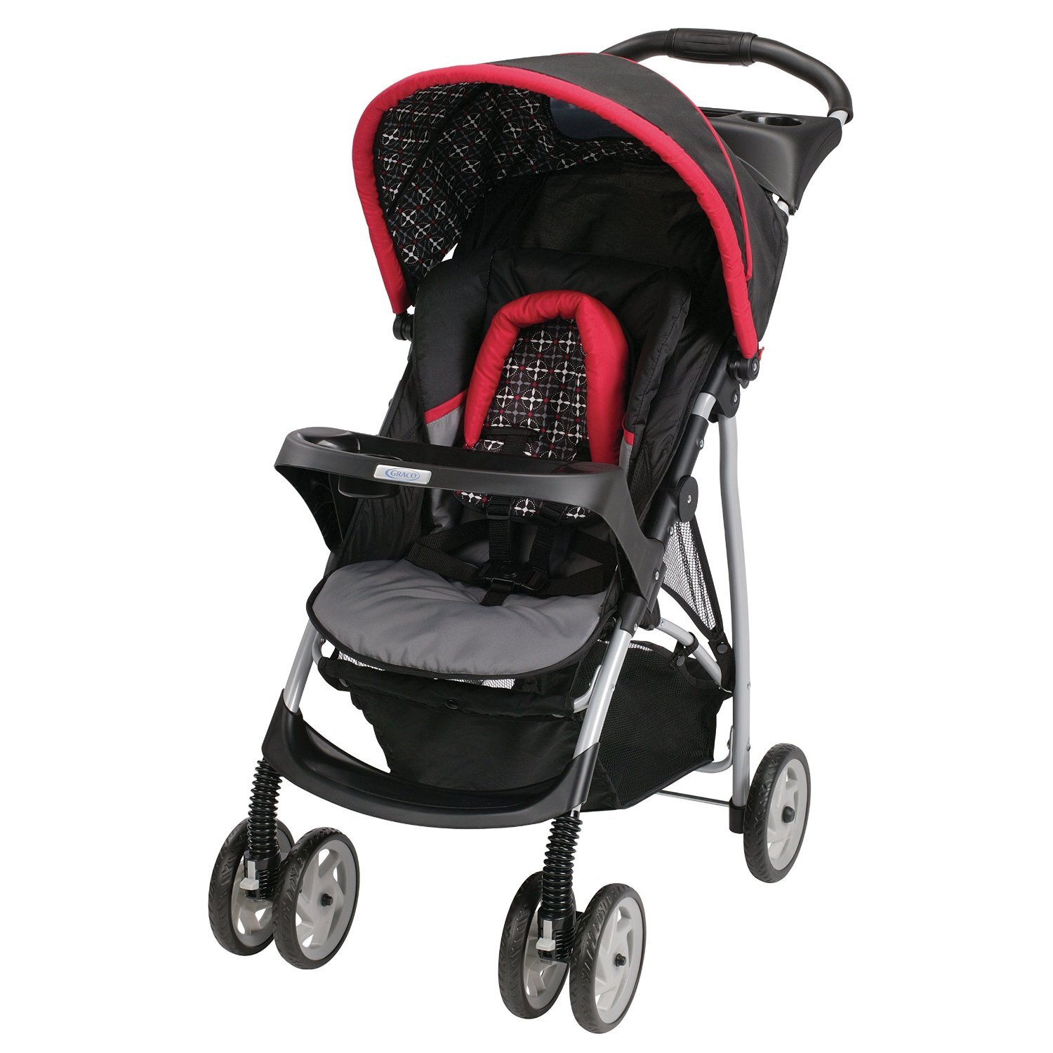 Xe đẩy trẻ em Graco LiteRider Click Connect Marco 1927022