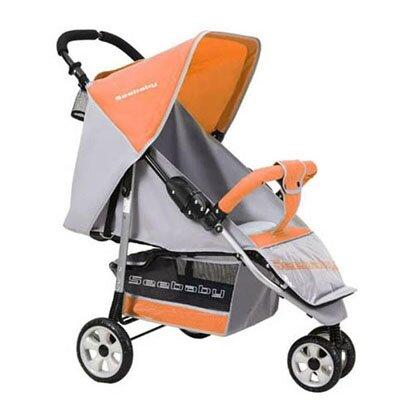 Xe đẩy trẻ em Seebaby T03 - xe 3 bánh
