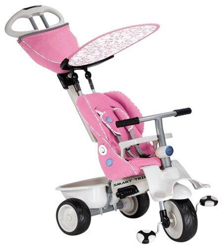 Xe đẩy trẻ em Smart-trike Recliner