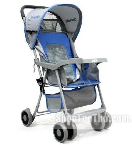 Xe đẩy trẻ em Snerbaby S311 - lưới