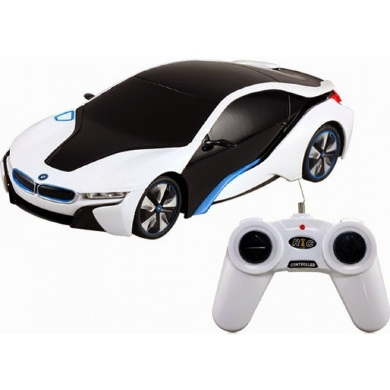 Xe điều khiển từ xa mô hình BMW i8 RASTAR 1:24
