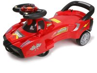 Xe lắc ô tô Ferrari