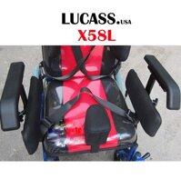 Xe lăn cho trẻ bại não Lucass X58L