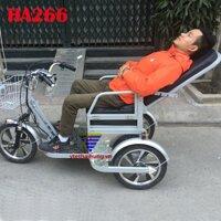 Xe lăn điện HA266 - có thể ngả nằm