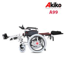 Xe lăn điện ngả nằm Akiko A99
