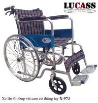 Xe lăn Lucass X-97