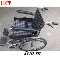 Xe lăn Yuyue H007P bánh hơi