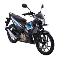 Xe máy côn tay Suzuki Raider R150 2017