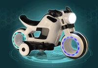 Xe máy điện cho bé SMT998