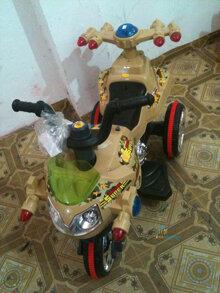Xe máy điện trẻ em 9113