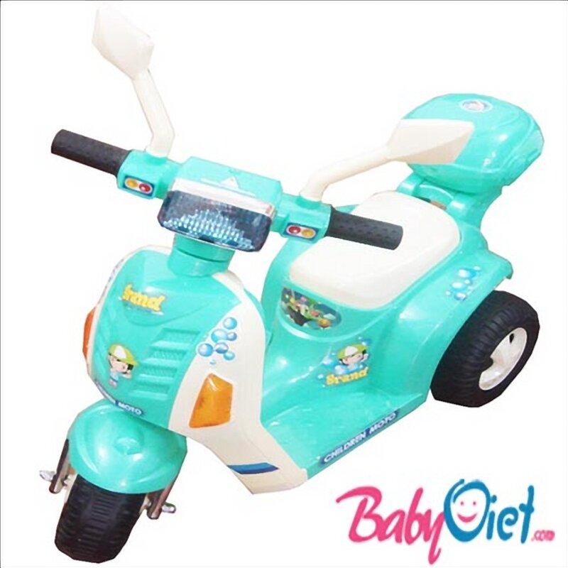 Xe máy điện trẻ em BaBy 002