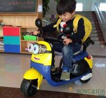 Xe máy điện trẻ em Minion HLM9988