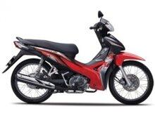 Xe máy Honda Wave 110 S Deluxe 2013