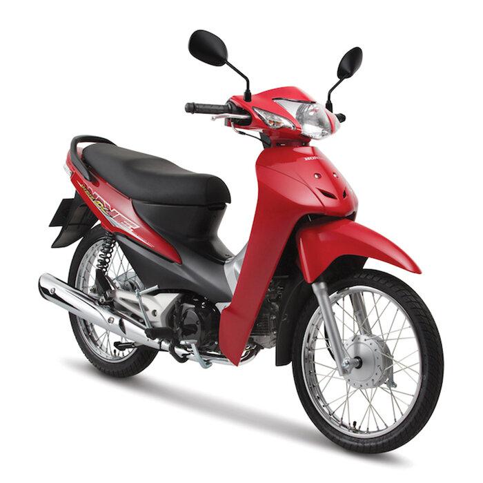 Xe máy Honda Wave Alpha 100cc 2015