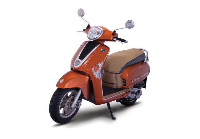 Xe máy Kymco Like 125cc FI