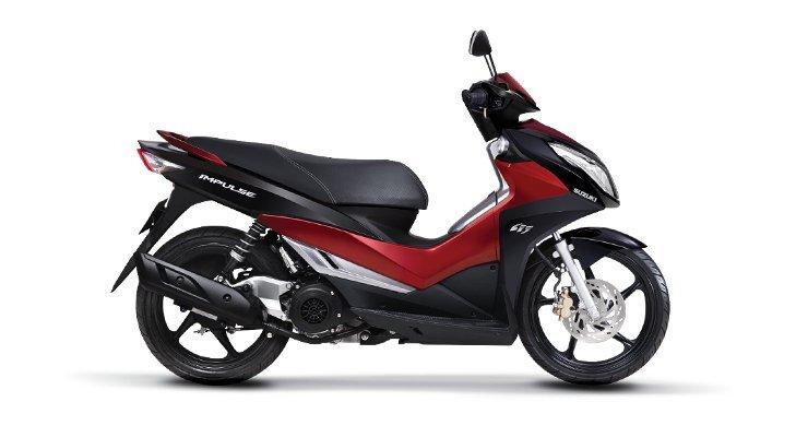 Xe máy Suzuki IMPULSE 125FI