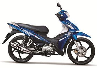 Xe máy Suzuki Viva 115 Fi