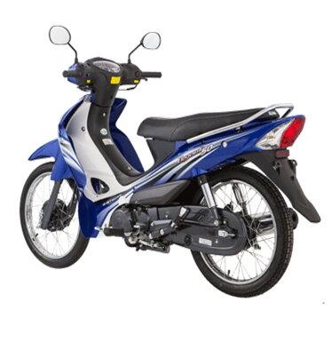 Xe máy SYM Elegant 50cc 2013