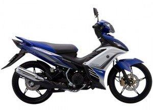 Xe máy Yamaha Exciter GP 2013