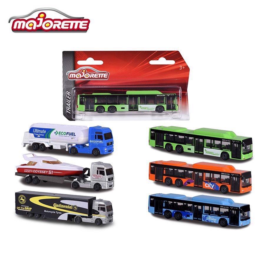 Xe mô hình Majorette Trailer Man City Bus_Man TG x Truck 212053150