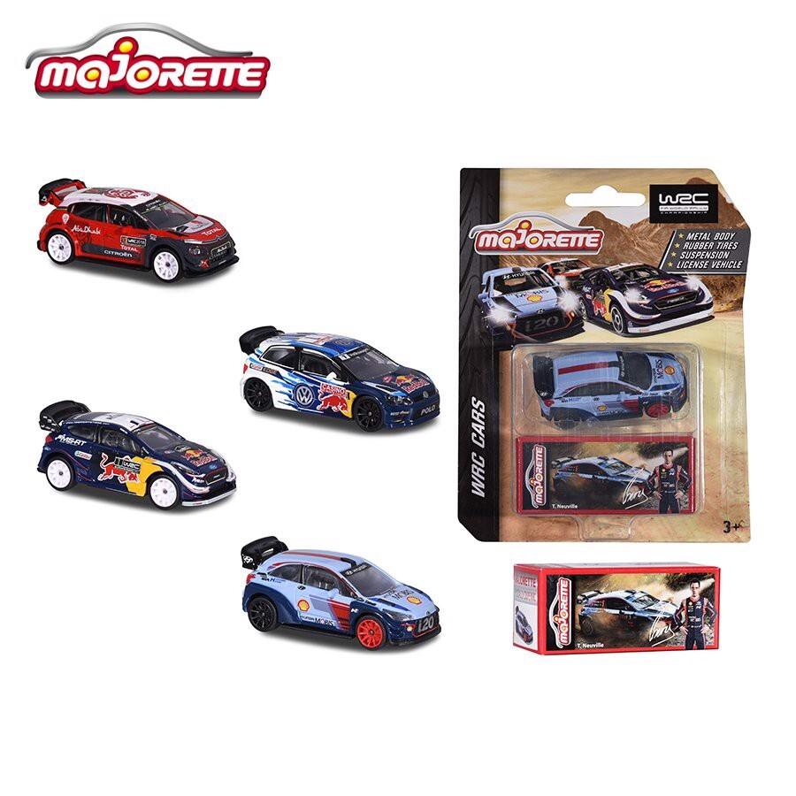 Xe mô hình Majorette WRC Cars 212084012