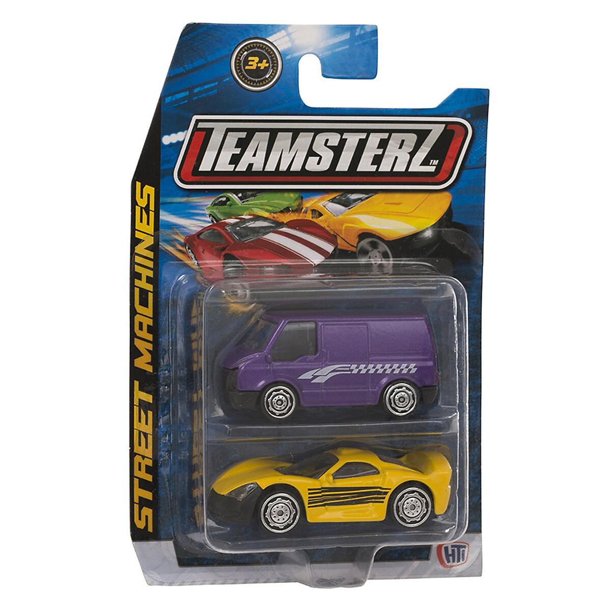 Xe mô hình Teamsterz Pack.2 1416211