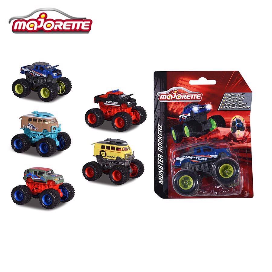 Xe mô hình vượt địa hình Majorette Rockerz 212057255