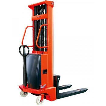 Xe nâng điện đẩy tay Meditek CTD1516