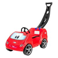 Xe ô tô cho bé có cần đẩy phía sau Little Tikes LT-618024