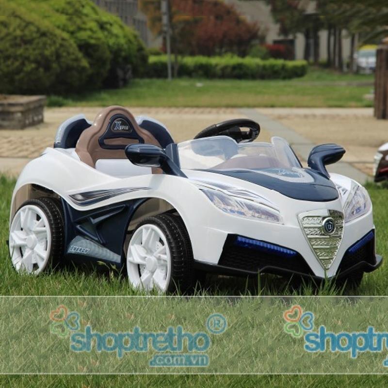 Xe ô tô điện trẻ em Ilyich YLQ 5588 kiểu dáng thể thao
