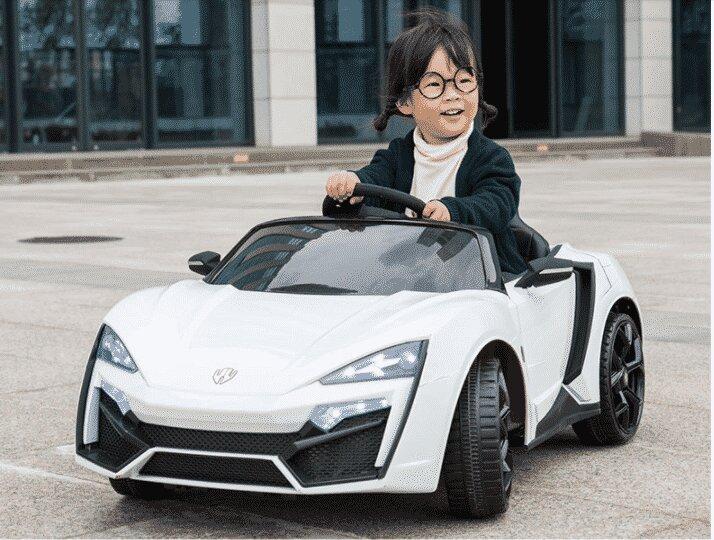 Xe ô tô điện trẻ em QLS-5188