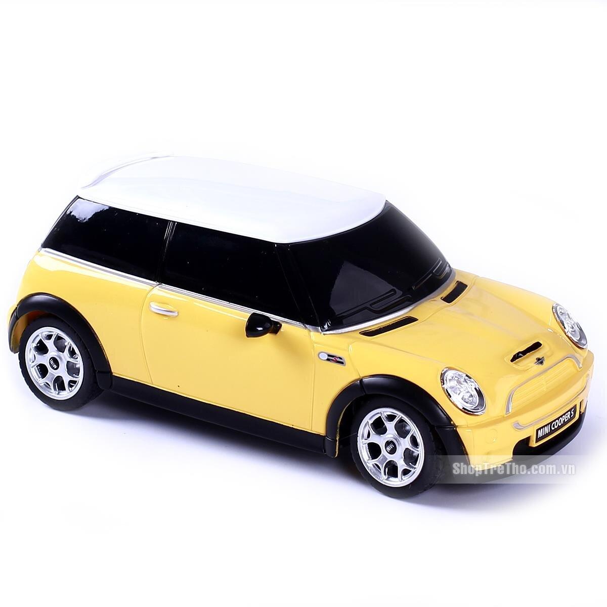 Xe ô tô điều khiển Rastar Minicoopers R15000