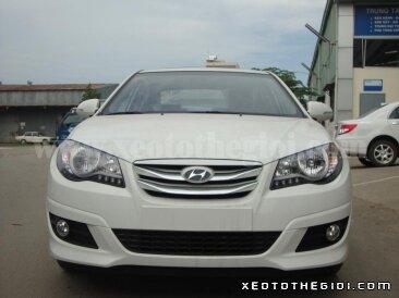 Xe ô tô Hyundai Avante 1.6 AT 2013