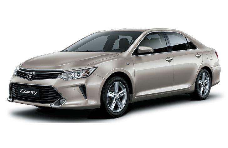 Xe ô tô Toyota Camry 2.0E