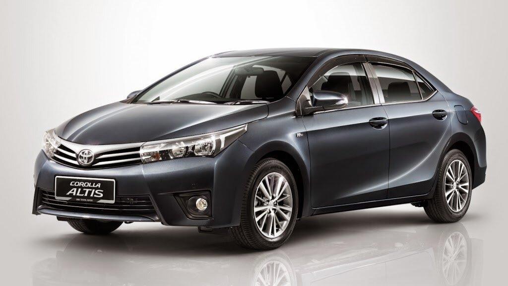 Xe ô tô Toyota Corolla Altis 1.8 MT