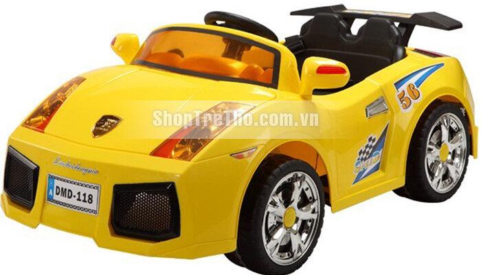 Xe ô tô trẻ em Lamborghini 118
