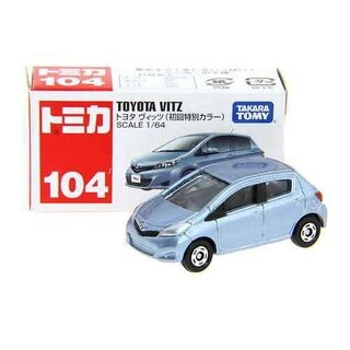 Xe tomica 104 Toyota Vitz – 2477