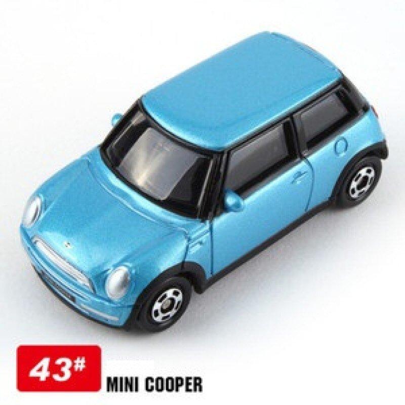 Xe Tomica 43 Mini Cooper Takara Tomy